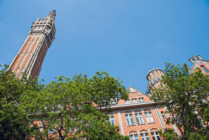 L'hôtel de ville de Lille © OTCL Lille / Maxime Dufour