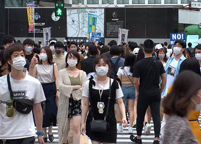 De nombreux pays asiatiques comme le Japon se sont coupés des voyageurs long-courriers, mais également des pays voisins.