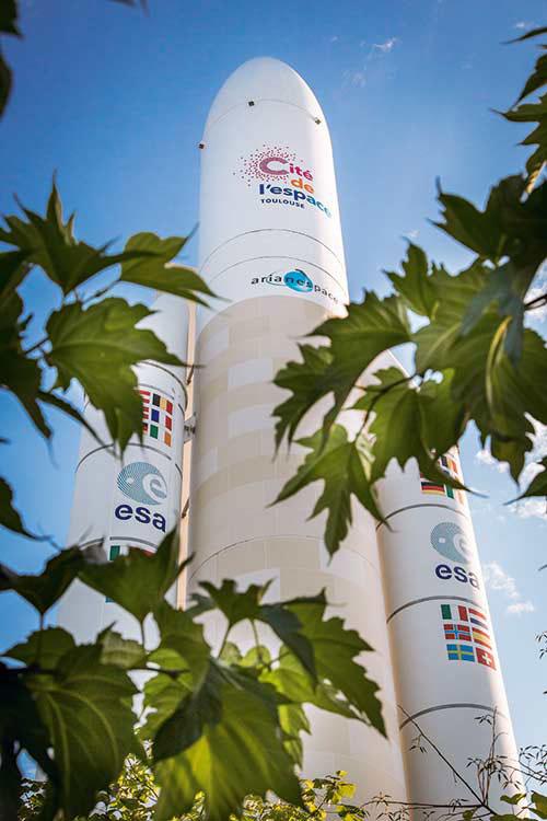 Le poids de Toulouse sur le segment MICE sera renforcé cet automne par l'inauguration du MEET, nouveau parc des expositions voisin de la Cité de l'espace. © Cité de l'espace