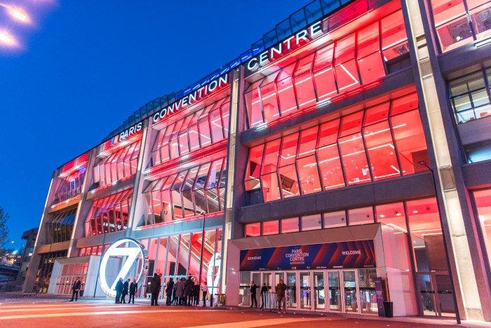 Paris Convention Center DR
