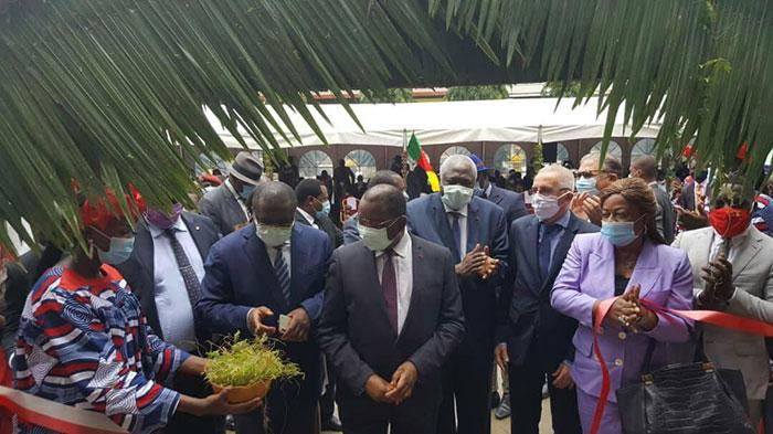 Carrefour-Inauguration-Douala