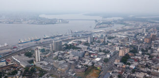 Douala-Vue-aerienne