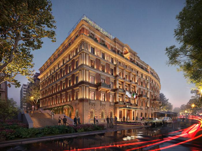 nouveaux-hotels-italie-InterContinental-Rome