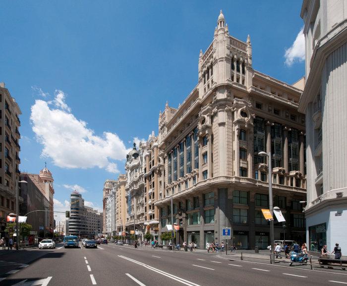 Innside by Melia Gran Via Madrid