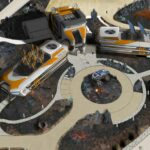 Futuroscope Station Cosmos