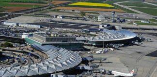 Vue de l'aéroport de Lyon-Saint-Exupéry. (Photo: aéroport de Lyon-VINCI)