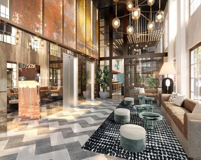Mondrian-Shoreditch-Reception
