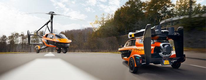 Flying-Car-PAL-V-Vivatech