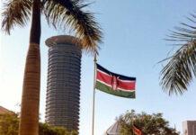 Nairobi-Kenya-drapeau