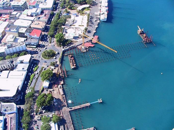 Papeete-Tahiti.