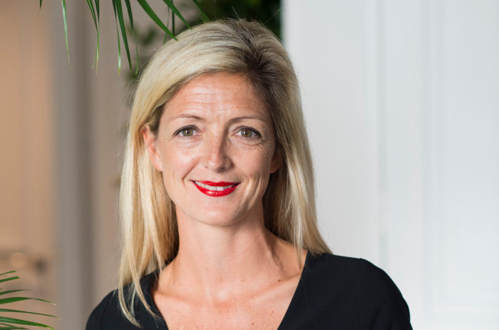 Julie Troussicot, directrice France d'AirPlus International.