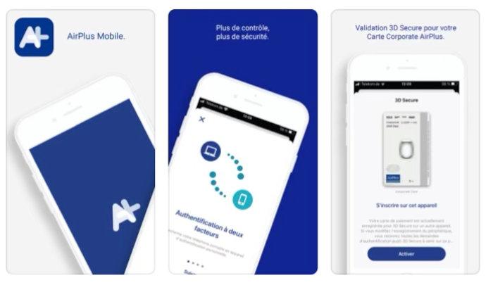L'appli mobile d'AirPlus connaître de nouvelles fonctionnalités.