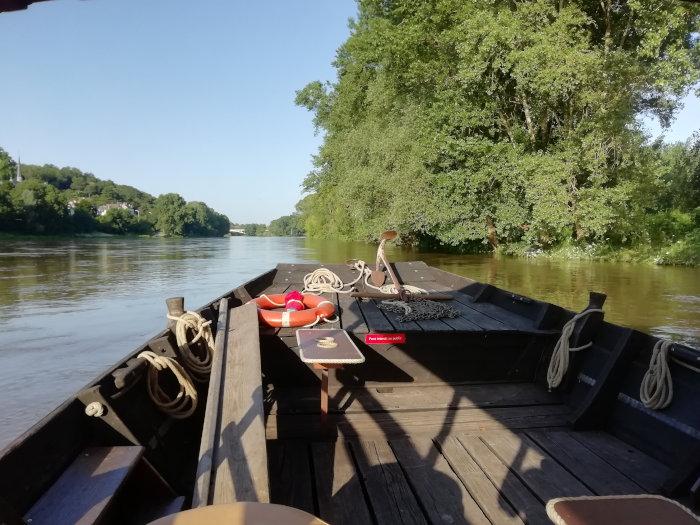 Balade sur la Loire.