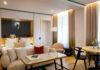 Un des nouveaux appartements du Bel Ami.
