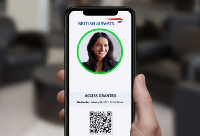 British Airways VeriFly
