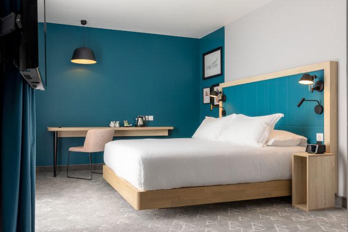 Chambre du Hampton by Hilton Tours © Naos Hôtel Groupe