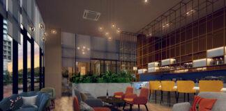 Café 253, au Hilton Garden Inn Seoul Gangnam (c) 2021 Hilton