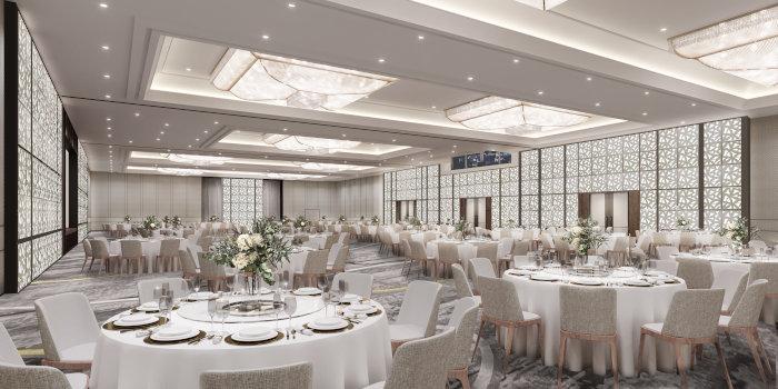 Le Hilton Singapore Orchard comptera deux vastes ballrooms.