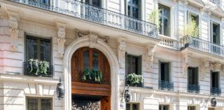 """Comme tous les groupes hôteliers cotés, Accor a publié cet été des résultats montrant """"une reprise en bonne voie, mais hétérogène selon les pays"""". (ici la Maison Delano, un des futurs hôtels du groupe en cours de développement à Paris.)"""