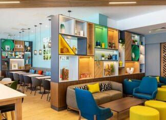 L'Holiday Inn Dublin Aéroport est doté de plus de 400 chambres.