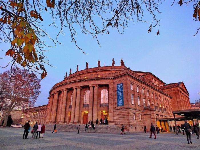 théâtre Stuttgart