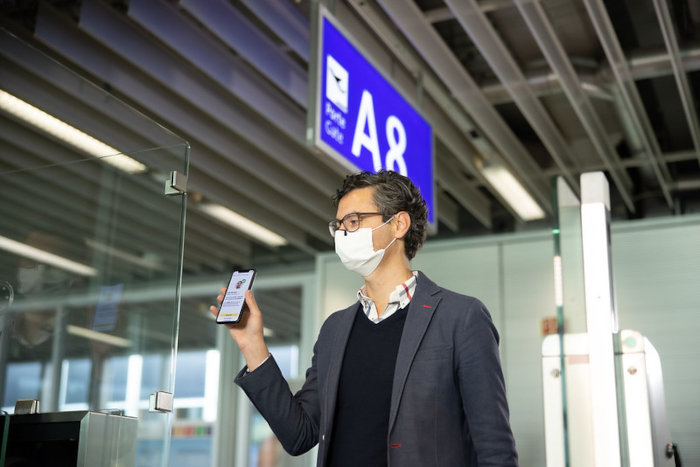 Les voyageurs peuvent intégrer leur certificat numérique européen dans le Travel Pass d'IATA.
