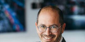 Mehdi Hemici, senior vice-président Fidélisation et Partenariats de Accor; décrit les atouts de la carte ALL-VISA. (c) Julien Scussel