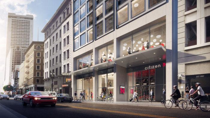 CitizenM ouvre un hôtel à San Francisco en novembre, dans le quartier d'Union Square.