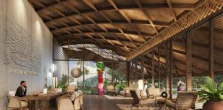 Attendu sur l'île Boulay, le Maison Albar Natural Resort sera conçu par par l'architecte Marcelo Joulia.