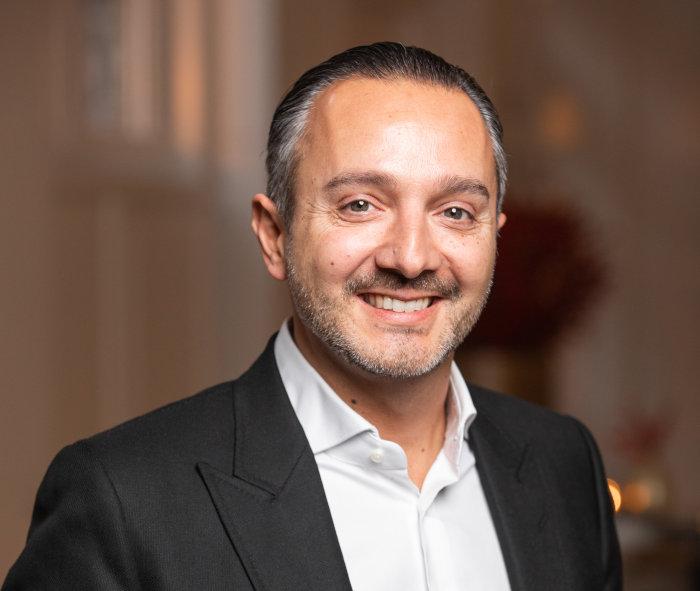 Robin Chadha, directeur général Marketing de CitizenM (c) Joni Israeli