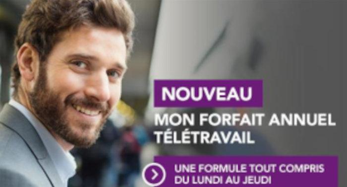 Le nouveau forfait télétravail de la SNCF fait ses débuts avec la rentrée.