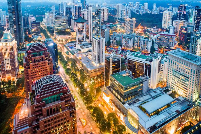 Le Pullman Singapore Orchard, attendu en début d'année prochaine.