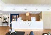 Le Best Western Plus Hotel Littéraire Jules Verne, à Biarritz.