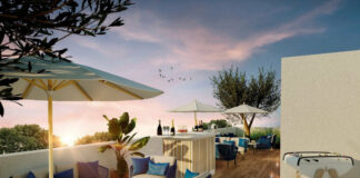 L'Hotel Indigo Cagnes-sur-Mer, un des prochaines ouvertures du groupe IHG en France.