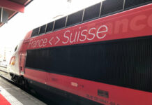 Lyria passera prochainement à 17 allers-retours quotidiens entre la France et la Suisse.