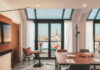 Les trois suites du Novotel Vaugirard se transforment en salles de réunion pour des rencontres en petit comité.