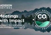 Le groupe hôtelier Radisson se décrot comme le premier au monde à rendre neutres en carbone les réunions et événements accueillis dans ses 400 hôtels de la région EMEA
